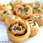 Chicken and Spinach Pinwheels
