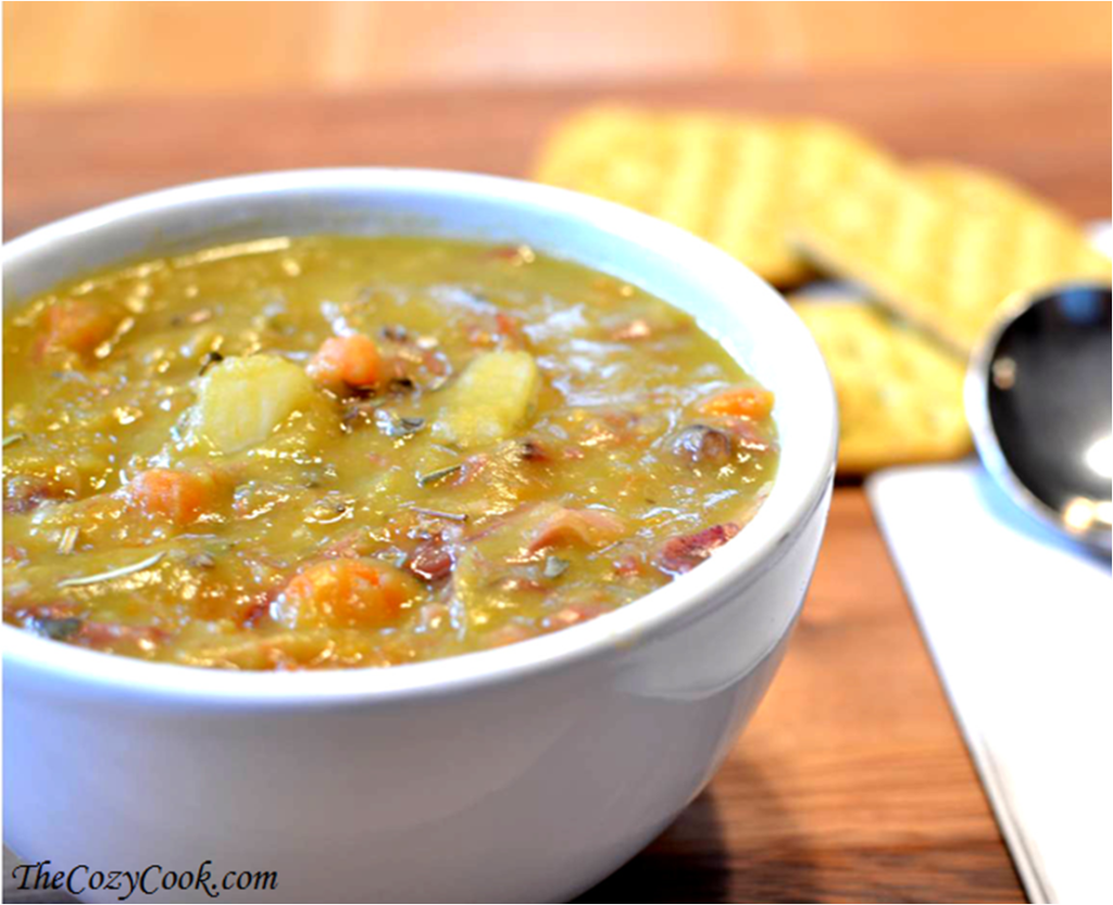 World's Best Pea Soup