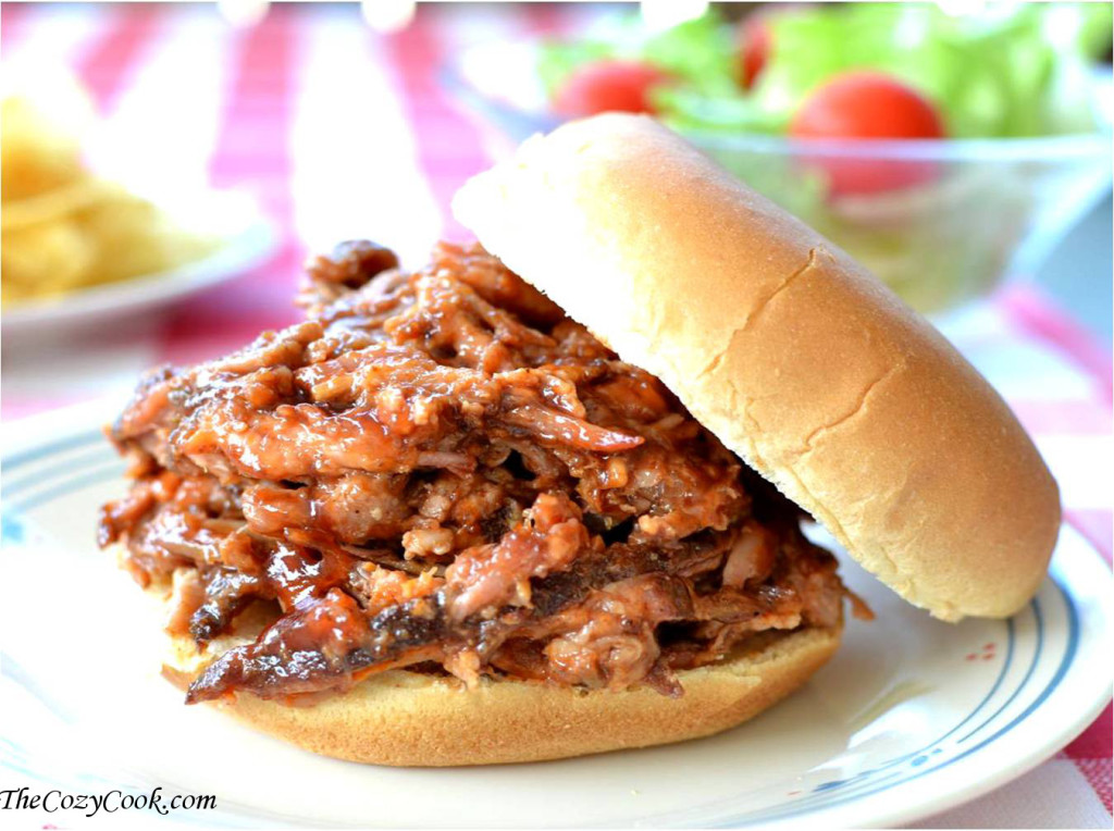 Crock Pot Pulled Pork