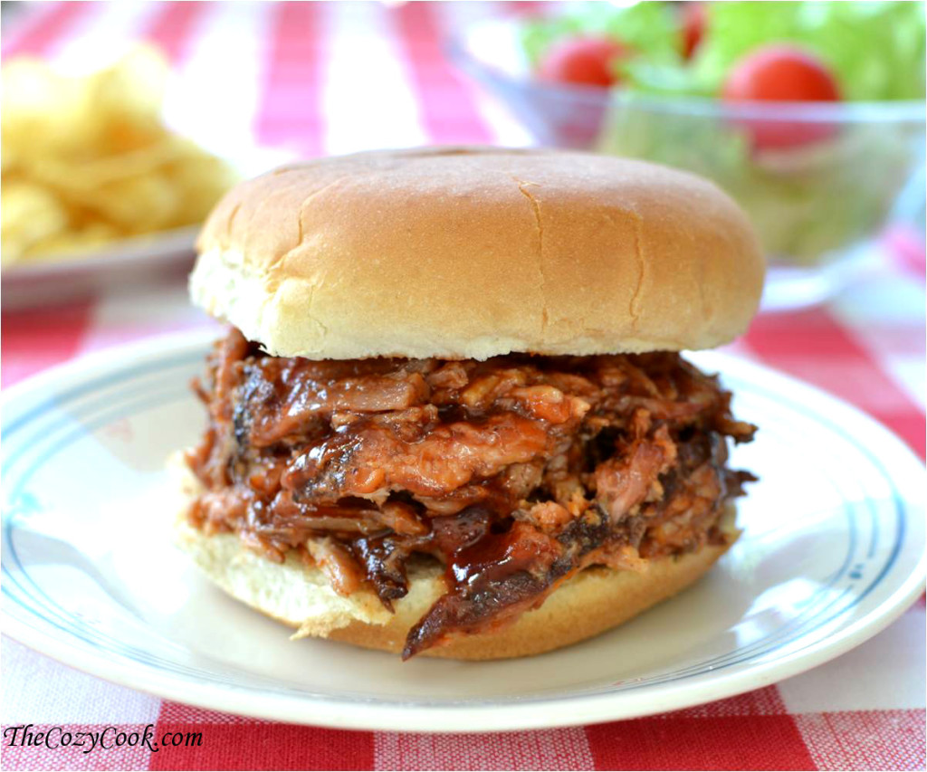 Crock Pot Pulled Pork 2