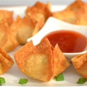 Crispy Crab Rangoon