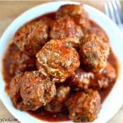 Bobby Flay's Meatball Recipe & Uncle Steve's Sauce Giveaway