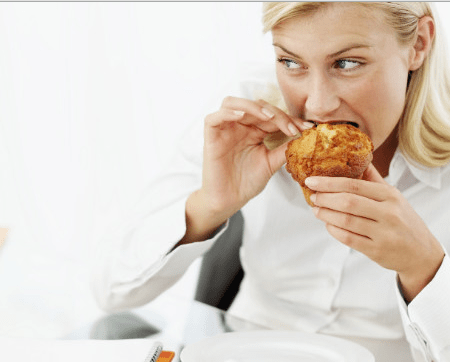 8 Ways to Avoid Over-Eating at the Office