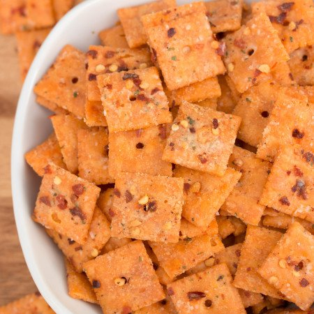 Firecracker Cheez-Its