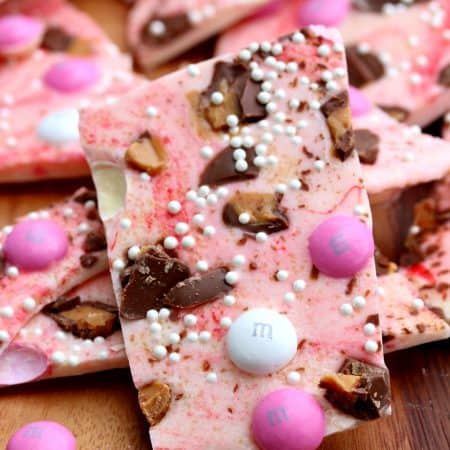 No-Bake Easter Bark