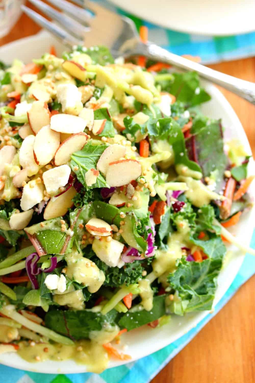 Wild-Greens-and-Quinoa