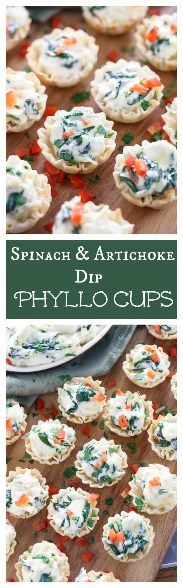 spinach-and-artichoke-dip-phyllo-cups