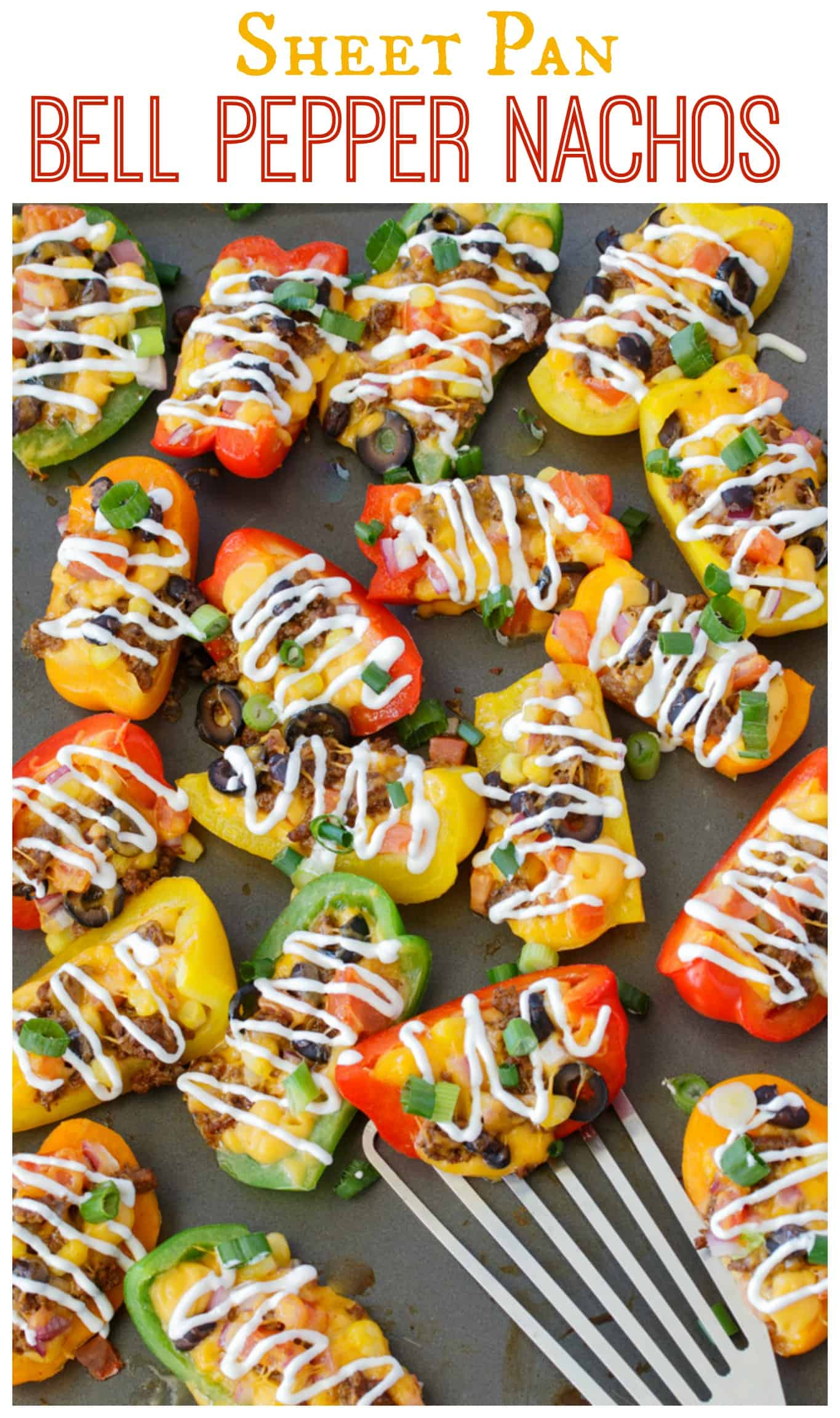 Sheet-Pan-Bell-Pepper-Nachos