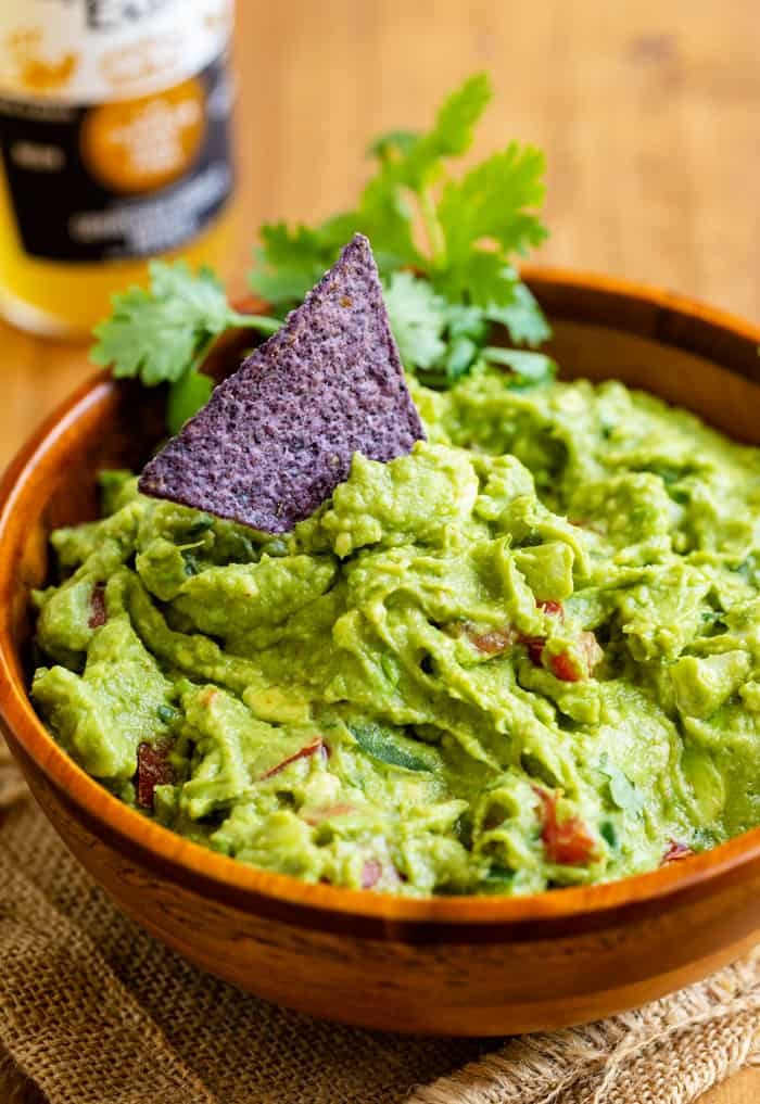 Alton Brown Guacamole Recipe The Cozy Cook