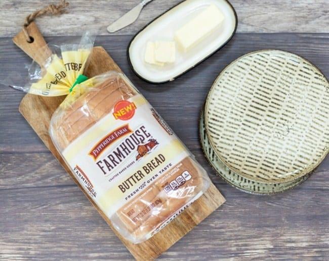 Farmhouse Butter Bread