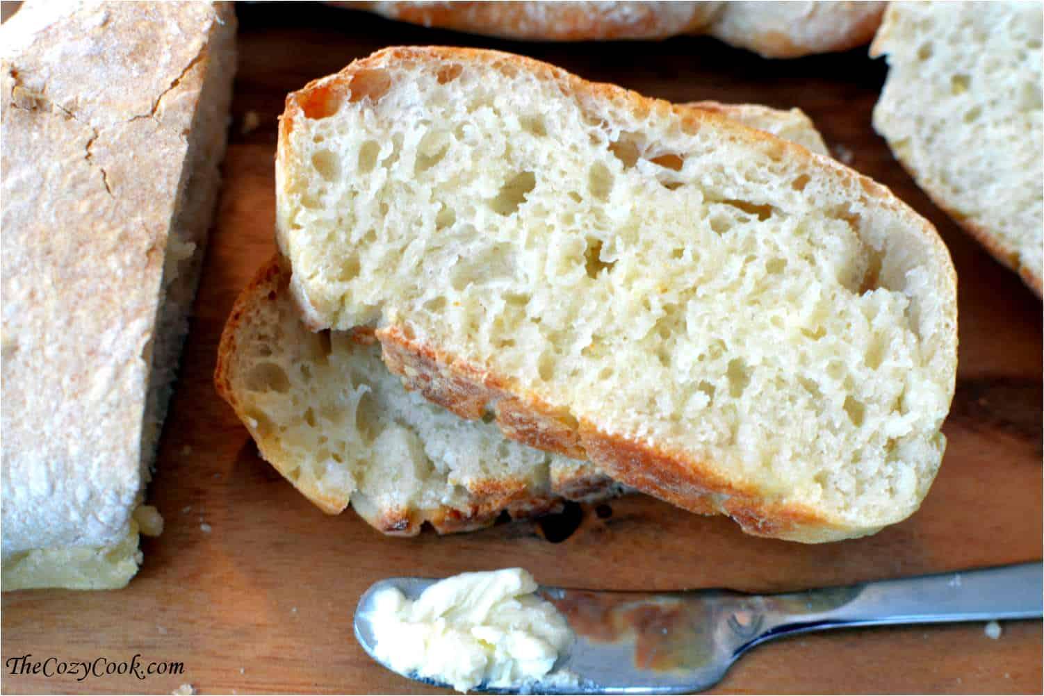 ciabatta bread pronounced