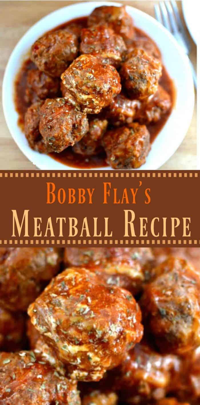 Bobby Flay S Meatball Recipe The Cozy Cook
