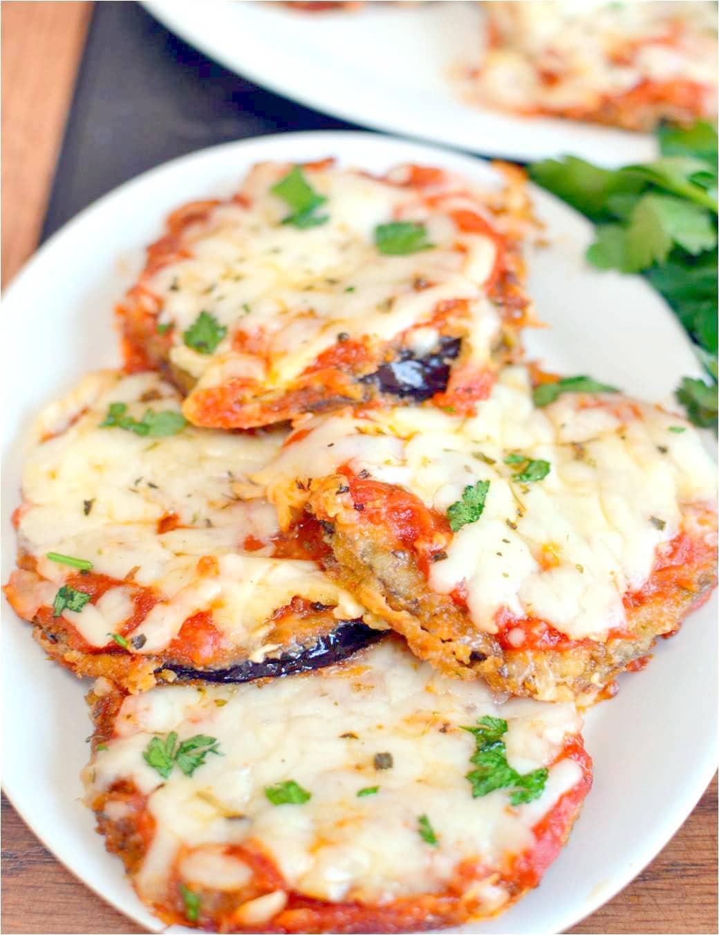 eggplant parmesan recipe recipes baked parm sauce fried simple italian cook delicious thecozycook fresh easy plant dishes tomato cheese dinner