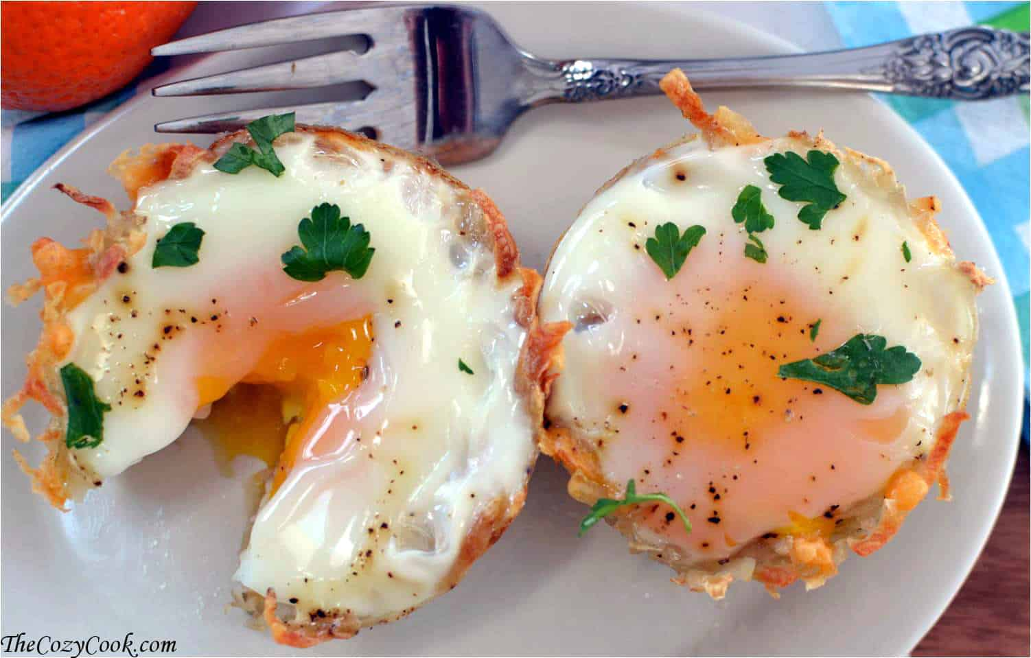 Hash-and-egg-cups