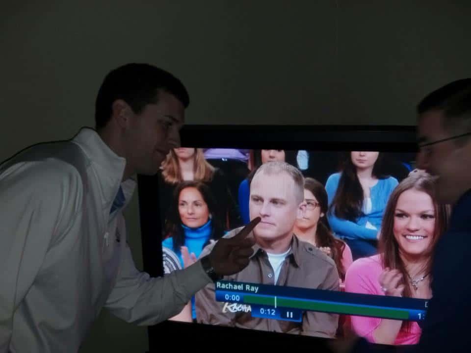 Mark on TV