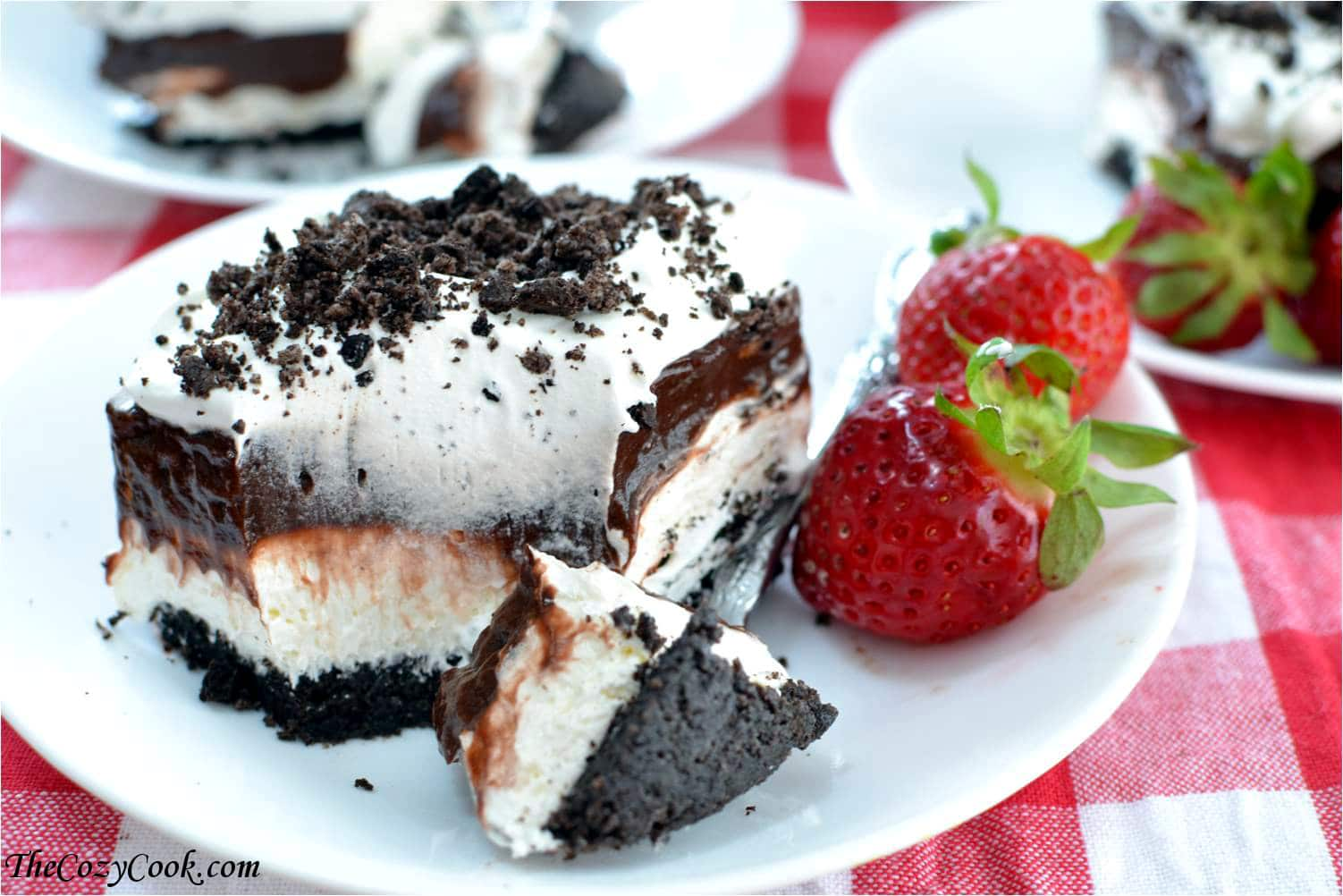 No-Bake-Oreo-Delight