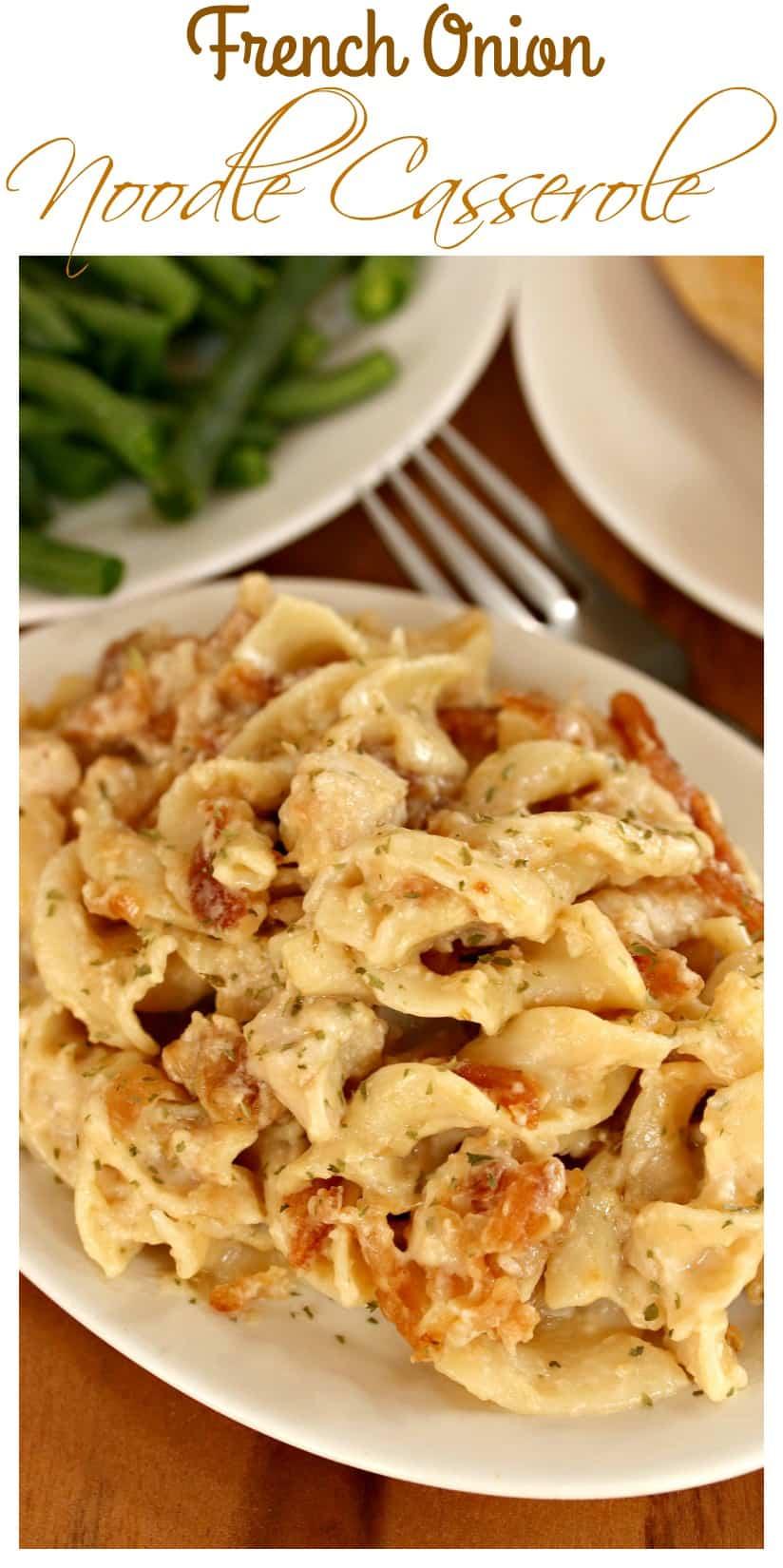 French-Onion-Noodle-Casserole