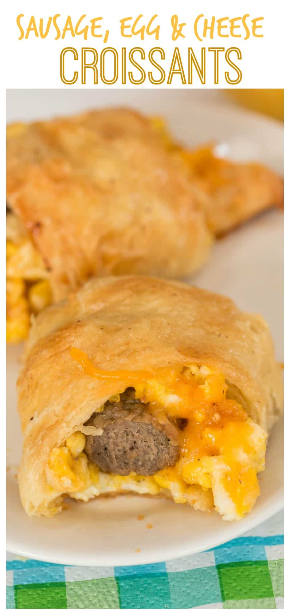 Sausage-Egg-and-Cheese-Croissants