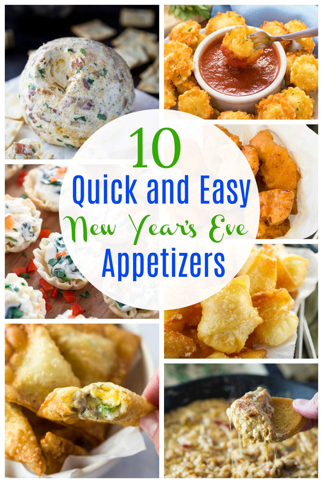 New Year Eve Recipes Appetizers