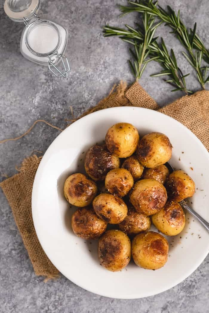 Instant Pot Roasted Potatoes The Cozy Cook