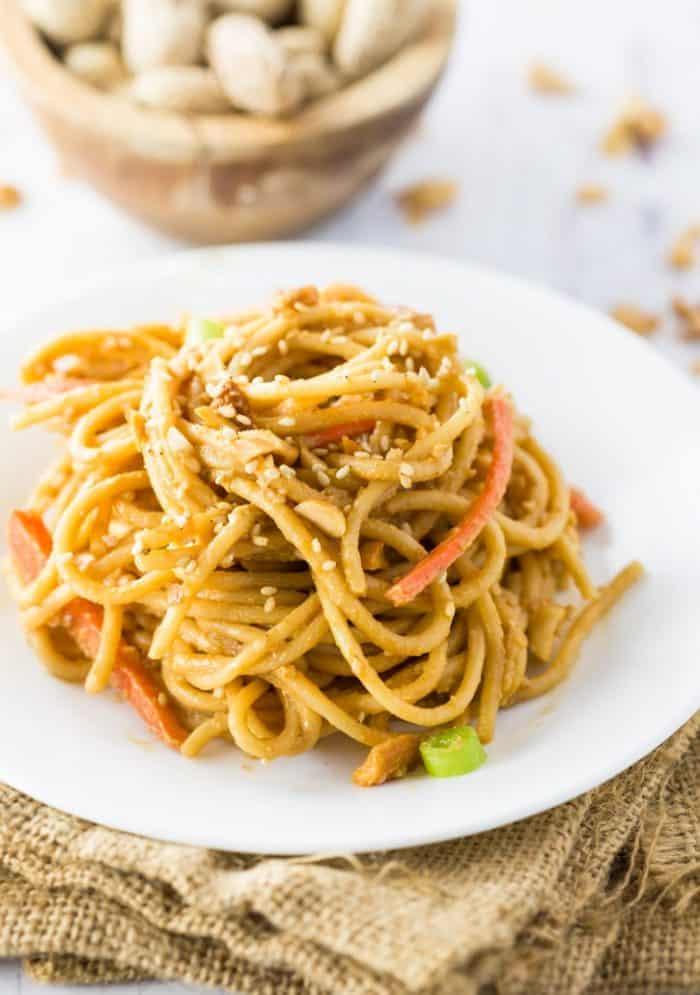 Peanut-Noodles
