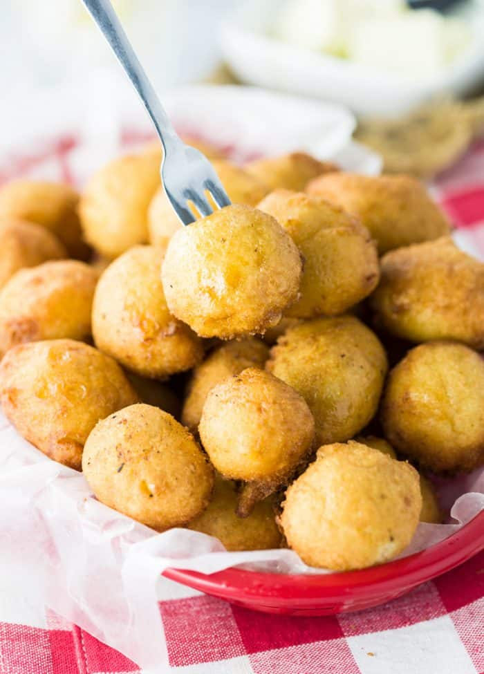 Sweet Corn Fritters The Cozy Cook