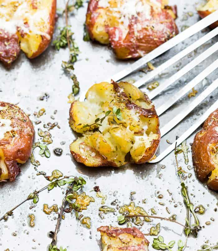 Smashed-Red-Potato