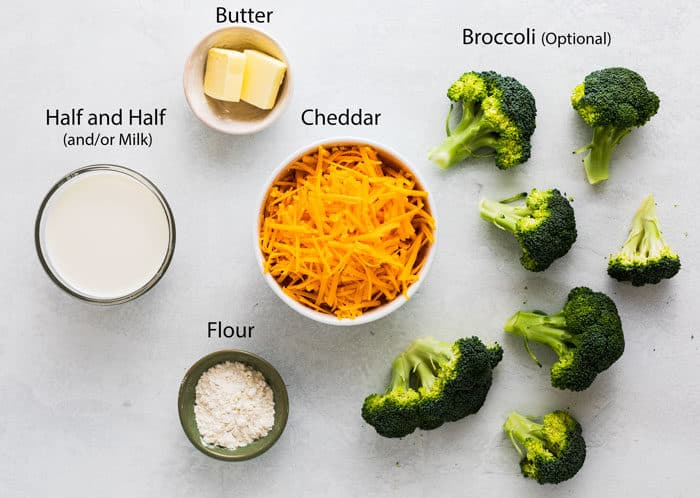 Easy Cheese Sauce The Cozy Cook