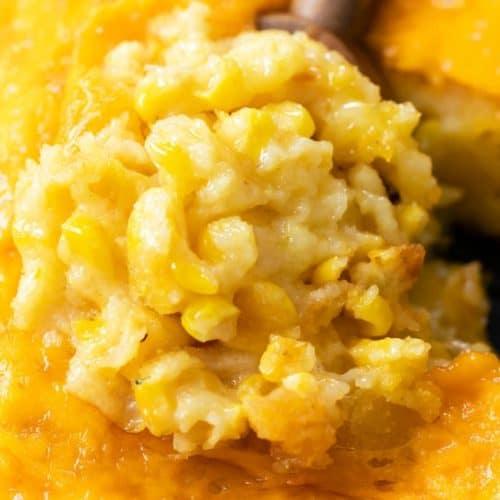 Paula Deen S Corn Casserole The Cozy Cook